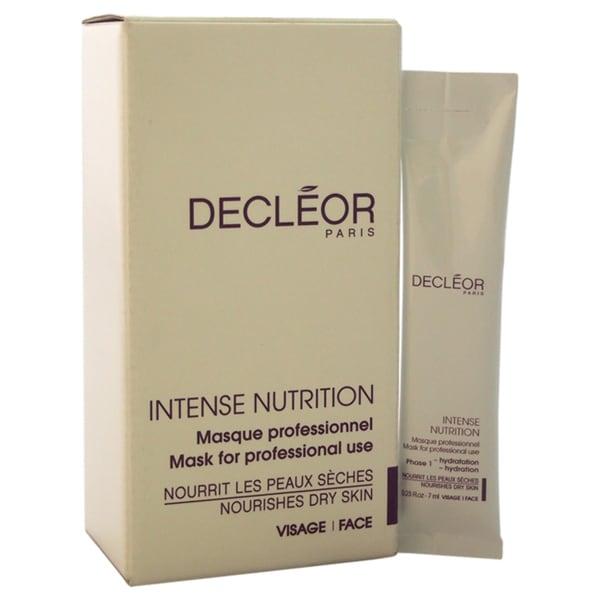 Decleor Intense Nutrition Mask for Dry Skin 10-piece Kit