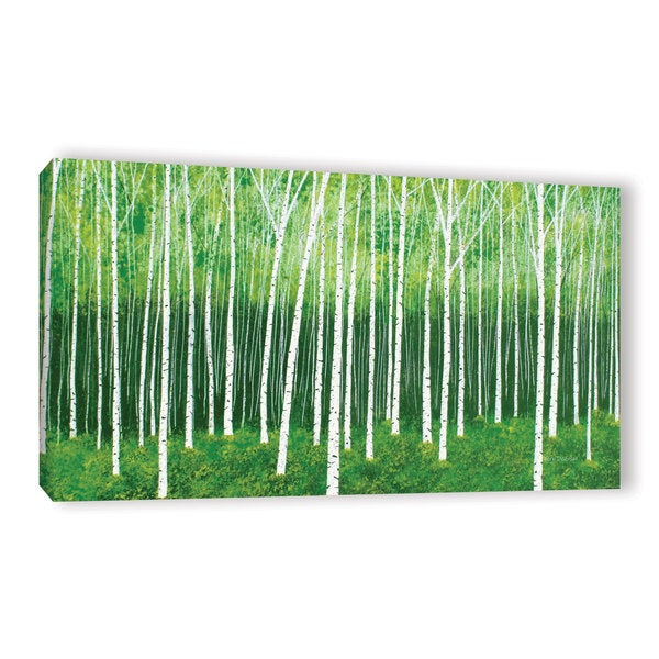 ArtWall Herb Dickinson's Deep Forest, Gallery Wrapped Canvas
