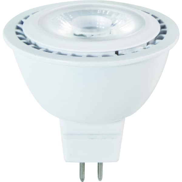 Elegant Lighting Elitco MR16 7-Watt 4100K White LED Bulb