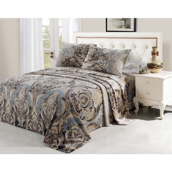 Anna Ricci Velvet Soft Sheet Set