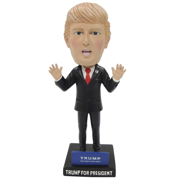 Trump For President Limited Edition Bobblehead