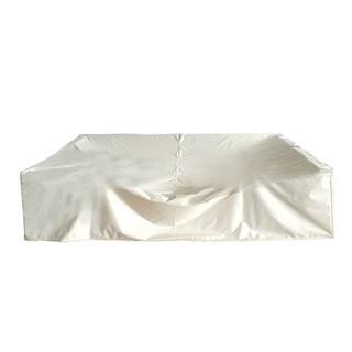 Broyerk Rain Cover for 7pcs Outdoor Sofa Rattan Set