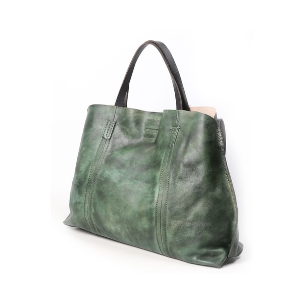 Old Trend 13008 Forest Island Green Tote Bag