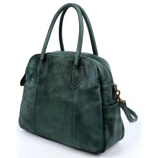 Old Trend 13073 Vintage Green Hobo