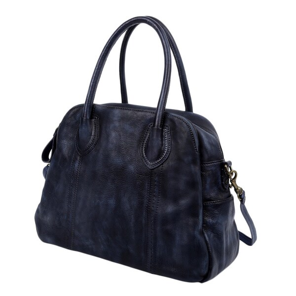 Old Trend 13073 Vintage Blue Hobo
