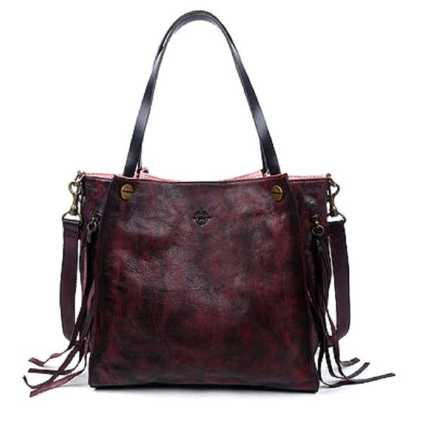 Old Trend 15207 Daisy Red Tote Bag