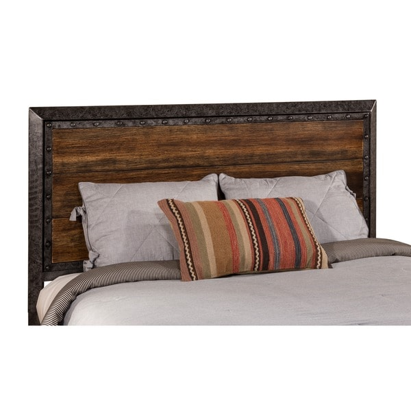 Hillsdale Furniture Mackinac Headboard and Frame