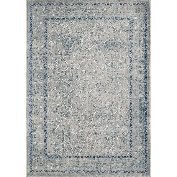 Anglesey Blue Rug (2' x 3')