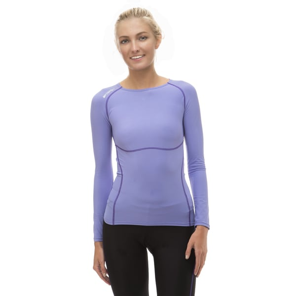Women's Compression Long-Sleeve T-Shirt