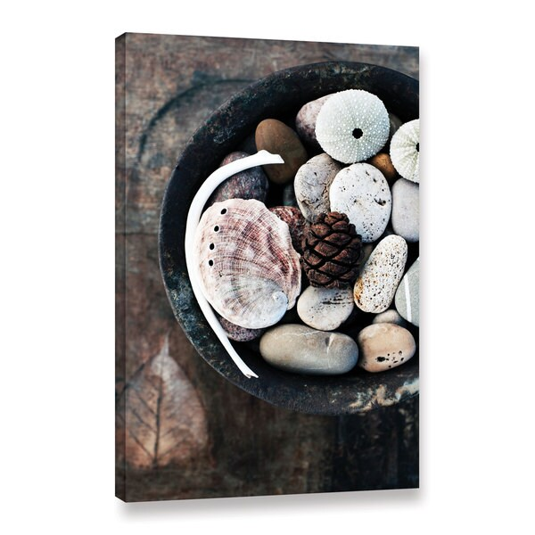 ArtWall Elena Ray 'Bowl Of The Sea' Gallery-wrapped Canvas - Multi 17056956
