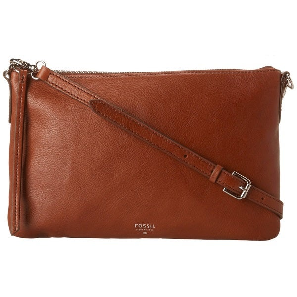 Fossil Sydney Top Zip Crossbody Bag