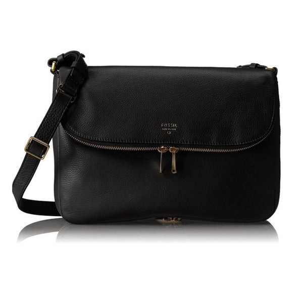Fossil Preston Flap Crossbody Bag