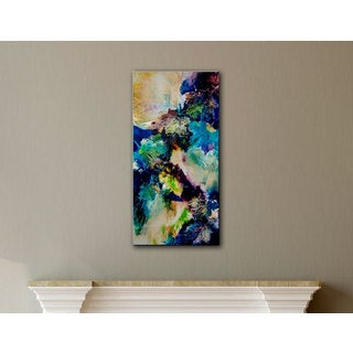 ArtWall Trish Mckinney's Testify II, Gallery Wrapped Canvas