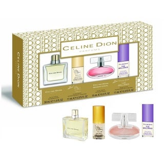 Celine Dion Women's 4-piece Gift Set