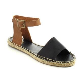 FAHRENHEIT LEANNE-01 Women's Flat Espadrille Sandals