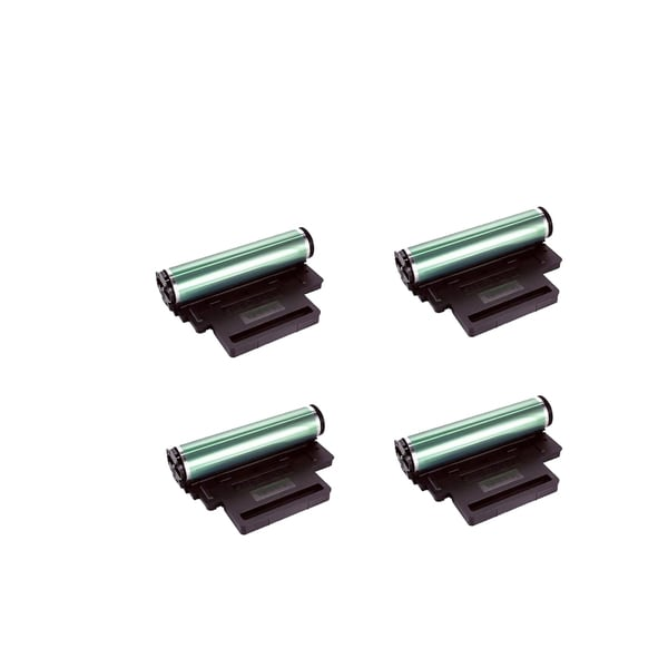 4-pack Compatible 330-3017 Drum Unit for Dell 1230 1230C 1235 1235CN (Pack of 4)