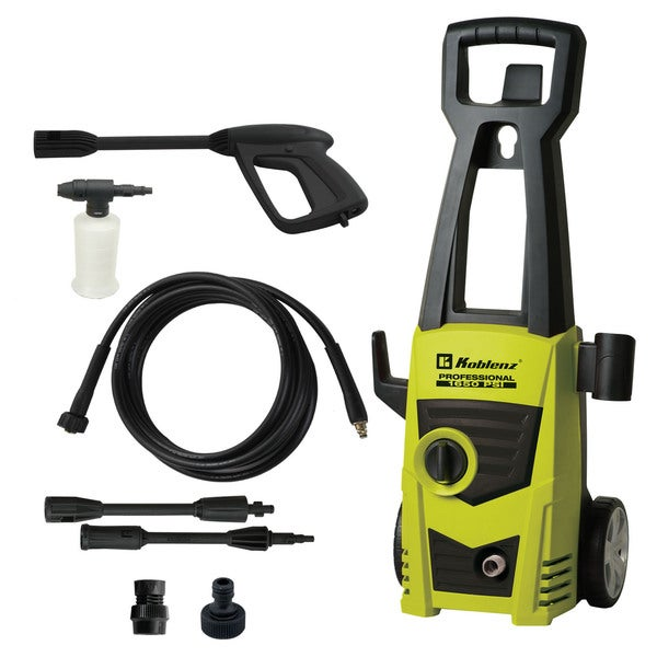 Koblenz 1650 PSI Electric Pressure Washer