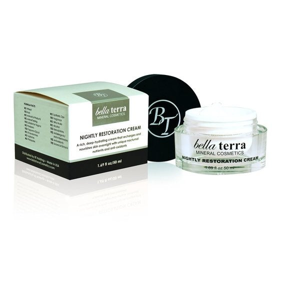 Bella Terra Nightly Restorative 1.69-ounce Cream