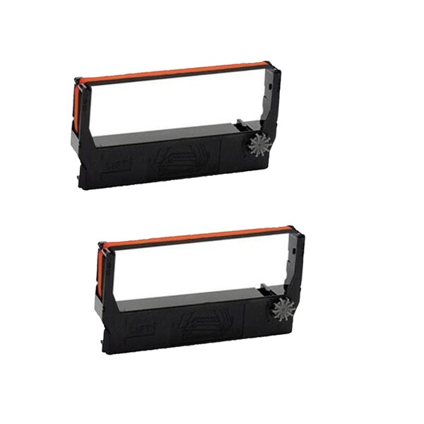 2-pack Compatible ERC23 Ribbons for Epson ERC-23 ERC-30 IBM 4651 4655 4661 (Pack of 2)