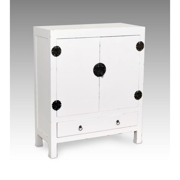 The Connor Chest White Medium
