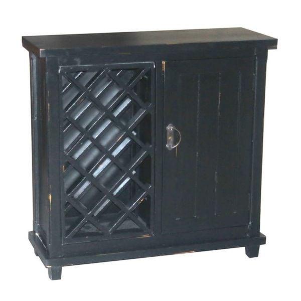 The Sonoma wine cabinet