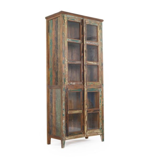 The Juliet Tall Display Cabinet