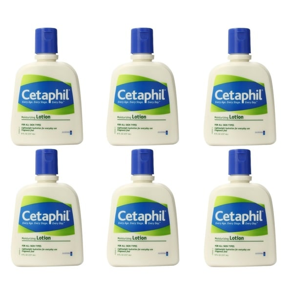 Cetaphil 8-ounce Moisturizing Lotion