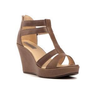 Bolivar Wedge Women's Shoe (Peru)