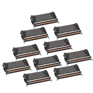 10-pack Compatible C736H2KG Toner Cartridge for Lexmark C736DE C736DN C736DTN C736N X736DE X738DE X738DTE (Pack of 10)
