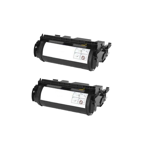 2-pack Compatible 310-4133 Toner Cartridge for Dell 5210 5210N 5310 5310N (Pack of 2)
