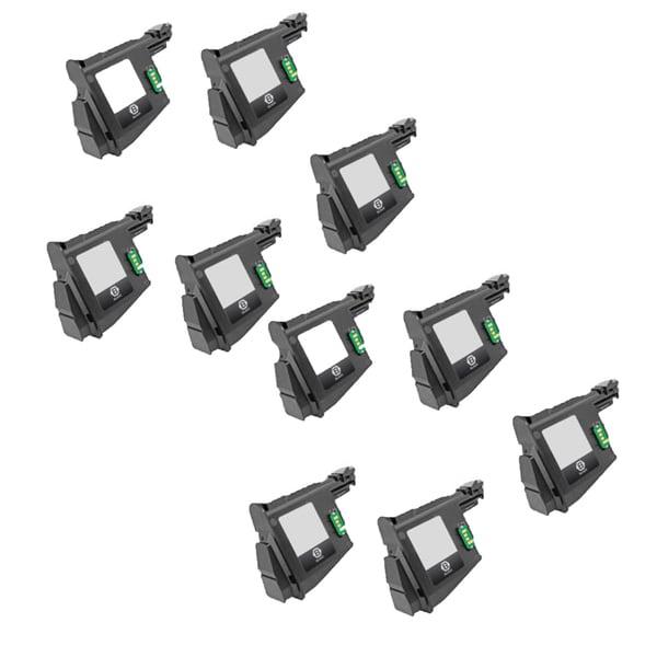 10-pack Compatible TK1122 Toner Cartridges for Kyocera Ecosys FS 1025 1060 1125 (Pack of 10)