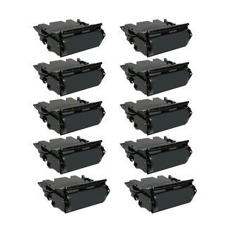 10-pack Compatible 75P4302 ( 75P4303) Toner Cartridge for IBM InfoPrint 1332 1352 1372 (Pack of 10)