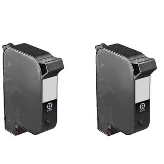 2-pack IQ2392A C9007A C9050A Compatible Ink Cartridge for Pitney Bowes AddressRight DA400 Color Copier 110 (Pack of 2)