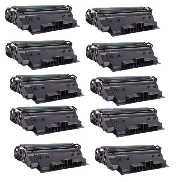 10-pack Compatible CF214X 14X Toner Cartridges for HP LaserJet Enterprise 700 M725DN MFP M725X MFP M712N (Pack of 10)