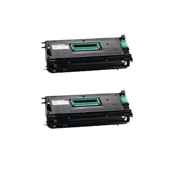 2-pack Compatible 12B0090 Toner Cartridge for Lexmark W820 W820N W820DN X820E (Pack of 2)