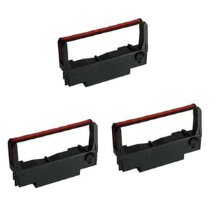 3-pack Compatible RC700BR Ribbons for Star SP700 712 742 (Pack of 3)