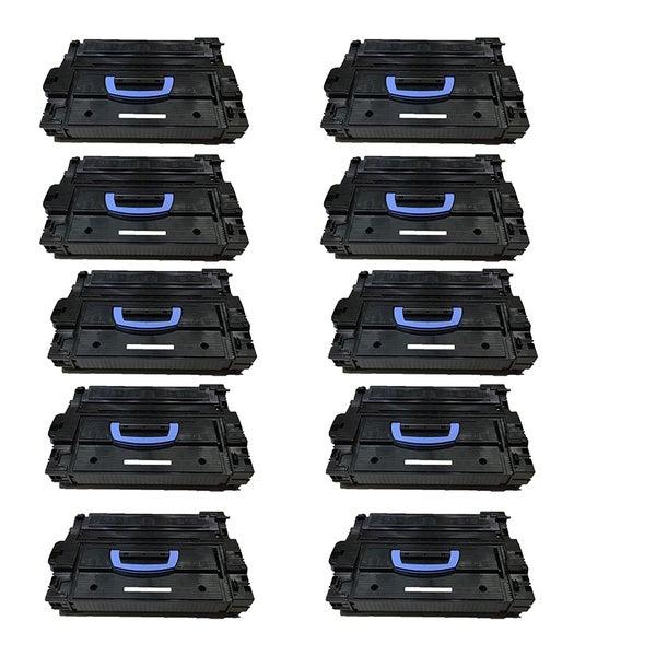 10-pack Compatible CF325X 25X Toner Cartridges for HP LaserJet Enterprise M806DN MFP Flow M830 (Pack of 10)