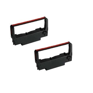 2-pack Compatible RC700BR Ribbons for Star SP700 712 742 (Pack of 2)