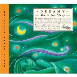 Dr. Jeffrey Thompson - Dreamy Music For Sleep