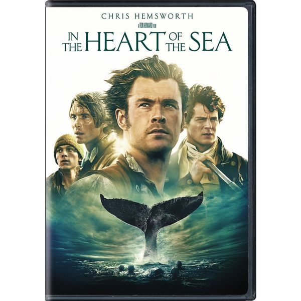 In The Heart of The Sea (DVD) 17067099