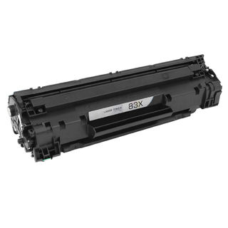 1-pack Compatible CF283X 83X Toner Cartridges for HP LaserJet Pro MFP M125 M125NW M127 M127FN M127W (Pack of 1)