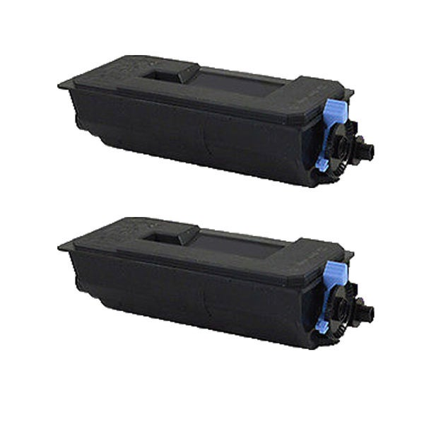 2-pack Compatible TK3102 Toner Cartridges for Kyocera Ecosys FS 2100DN (Pack of 2)