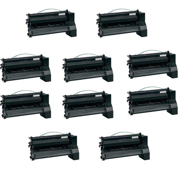 10-pack Compatible 39V0923 ( 39V0931 39V0935) Toner Cartridge for IBM InfoPrint Color 1654 1664 (Pack of 10)