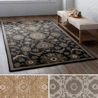 Hand Tufted Puteaux Wool Rug (9' x 13')