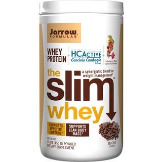 Jarrow Formulas Slim Whey Mocha Flavor