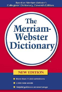 The Merriam-webster Dictionary (Paperback)