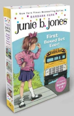 Junie B. Jones's First Boxed Set Ever! (Paperback)