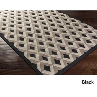 Dwell Studio: Hand Woven Soham Wool Rug (9' x 12')