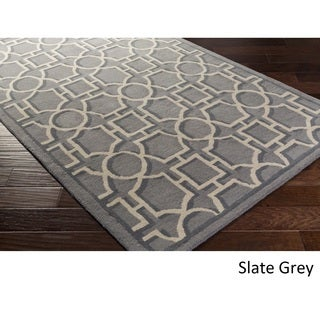 Dwell Studio: Hand Tufted Sleaford Wool Rug (9' x 12')