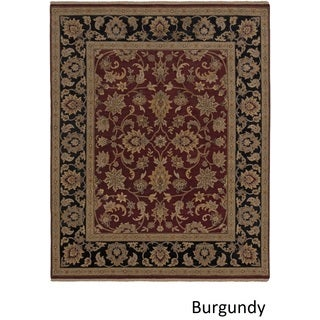 Hand Knotted Pearland Wool Rug (9' x 12')